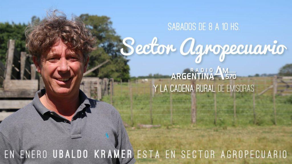 """ubaldo kramer, """"sector agropecuario"""", quique oss sector agropecuario, ubi kramer sector agropecuario"""